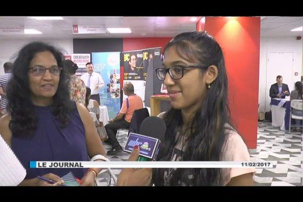 OVEC Education Fair Feb 2017 featured in MCB news
