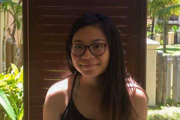 Emily Dawn Ah Nim – Winner Global Excellence Scholarship – University of Western Australia