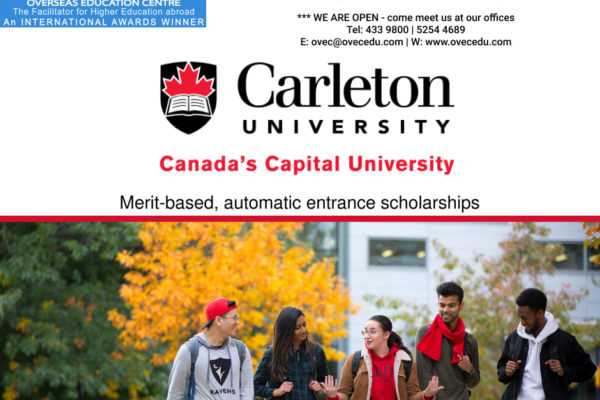 Carleton University – Scholarships