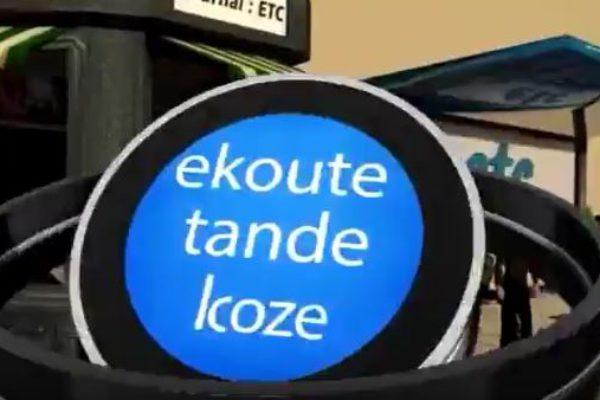 OVEC Interview in ekoute tande koze
