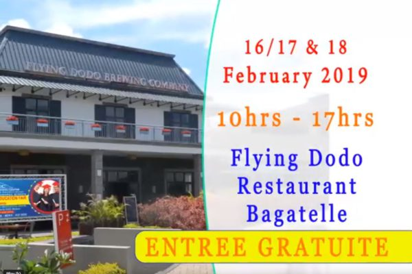 Upcoming Education Fair Feb 16-18th 2019 – DO NOT MISS OUT!