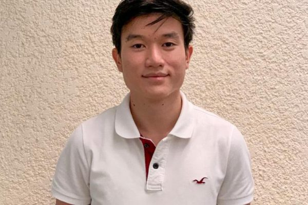 Yohan FUNG KIN YOONG – Winner of 'Outstanding International Student Award' – UNIVERSITY OF BRITISH COLUMBIA (UBC) 2020