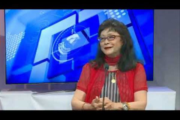 MBC TV News with Dr Dorish Chitson – how to apply abroad and how OVEC helps